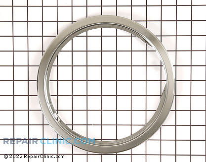 8 Inch Burner Trim Ring WB31K5049       Main Product View