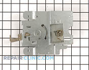 Door Latch - Part # 497814 Mfg Part # 31719901