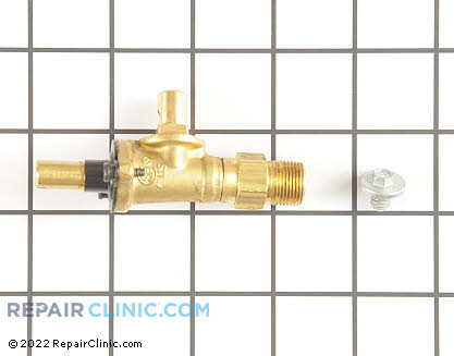 Surface Burner Valve (OEM)  12002277