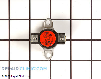 High Limit Thermostat (OEM)  W10116735