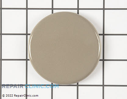 Surface Burner Cap (OEM)  WB29K10034, 1167318
