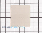 Waveguide Cover - Part # 1227726 Mfg Part # PCOVPA419WREZ
