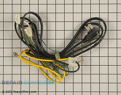 Power Cord WR23X10358 Main Product View