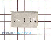 Bracket - Part # 1447997 Mfg Part # W10116817