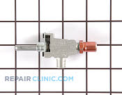 Surface Burner Valve - Part # 1244218 Mfg Part # Y07573100