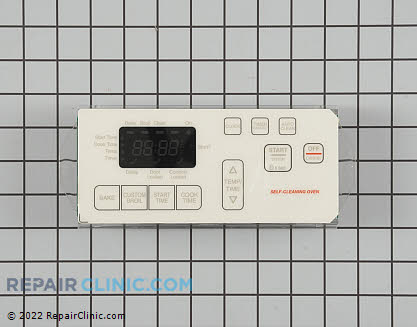 Oven Control Board 6610457 Main Product View