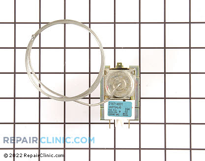 Temperature Control Thermostat 216714601       Main Product View