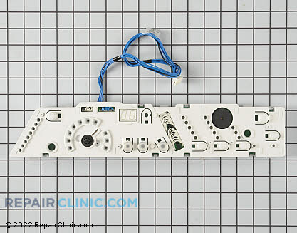 User Control and Display Board (OEM)  8571955