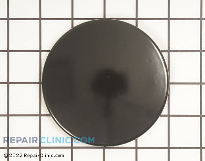 Surface Burner Cap 316271900       Main Product View