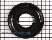 Burner Drip Pan - Part # 257924 Mfg Part # WB31K5039