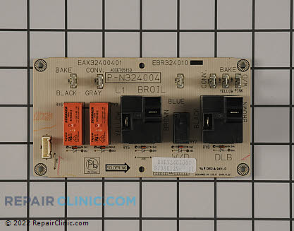 Relay Board (OEM)  EBR32401001