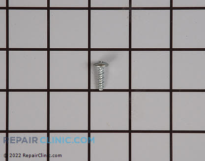 Kenmore Dryer Screw