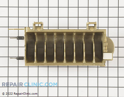 Ice Maker Mold and Heater (OEM)  W10190929