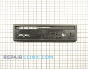 Control  Panel - Part # 273039 Mfg Part # WD34X1288