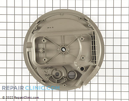 Admiral Washing Machine Clutch Assembly