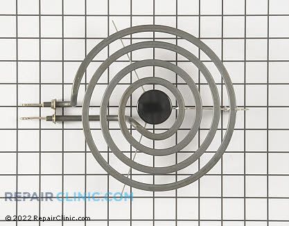 Montgomery Wards Stove Burner Assembly