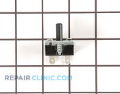Heat Selector Switch - Part # 1170662 Mfg Part # 134192400