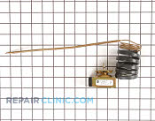 Oven Thermostat - Part # 251865 Mfg Part # WB20M3