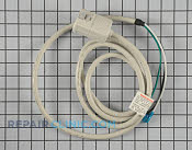 Power Cord - Part # 1466904 Mfg Part # 5304465393