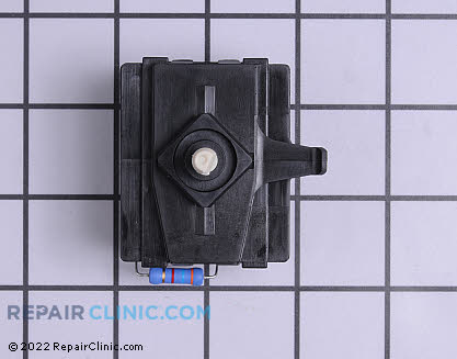 Whirlpool Dryer Heat Selector Switch