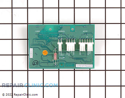 Dispenser Control Board (OEM)  WR55X10270 - $46.95
