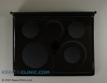 Glass Cooktop 316456253       Main Product View