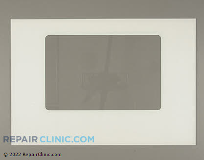 Outer Door Glass (OEM)  W10118454 - $88.00