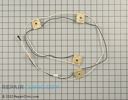 Whirlpool Spark Ignition Switches & Wire Harness