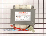 High Voltage Transformer - Part # 255501 Mfg Part # WB27X600