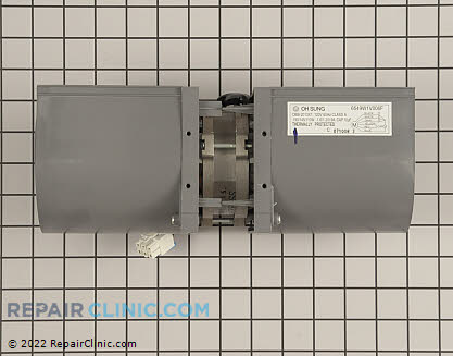 Exhaust Fan Motor 6549W1V006F     Main Product View