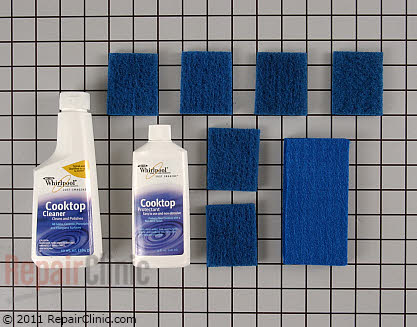 Glass Cooktop Cleaner 31605 Main Product View
