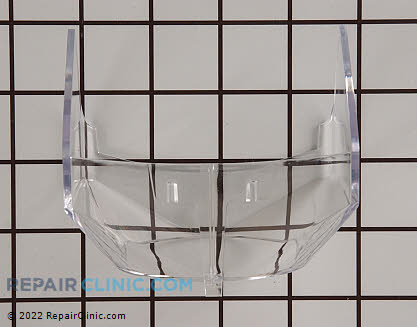 Hotpoint Microwave Light Lens Cover