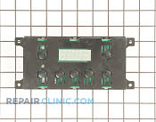 Oven Control Board - Part # 1197182 Mfg Part # 316455460