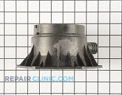 Flange - Part # 269281 Mfg Part # WC24X200