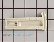 Handle-vent - Part # 823522 Mfg Part # 309639401