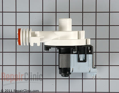 Drain Pump (OEM)  WD26X10023 - $63.00