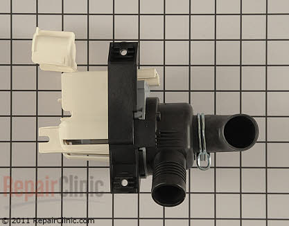 Drain Pump W10536347       Main Product View