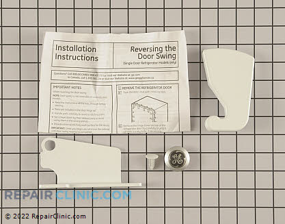 Door Hinge Kit (OEM)  WR49X10184