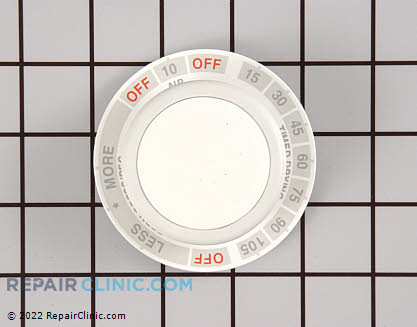 Whirlpool Timer Knob and Dial