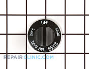 Selector Knob - Part # 257067 Mfg Part # WB3X5627
