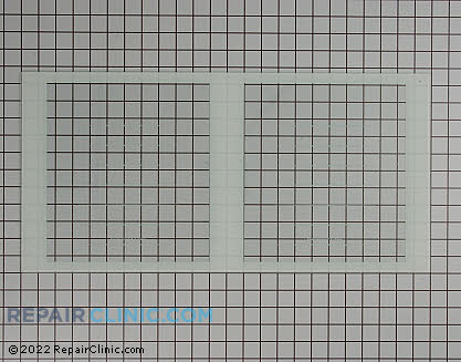 Shelf Glass (OEM)  WR32X10480, 1092626
