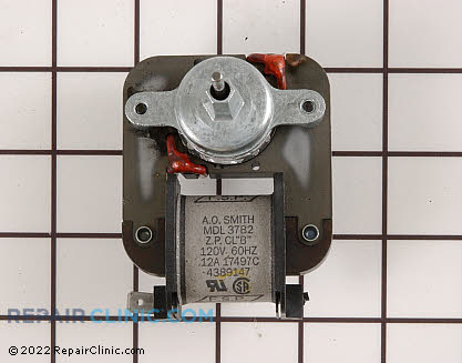 Evaporator Fan Motor (OEM)  4389147