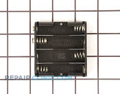 Holder battery - Part # 914641 Mfg Part # WS06X10002