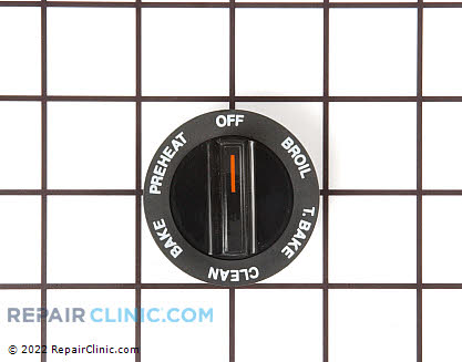 Montgomery Wards Oven Selector Switch Knob