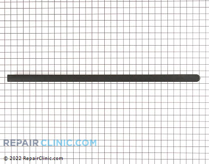 Handle Trim (OEM)  WR12X10392 - $19.35