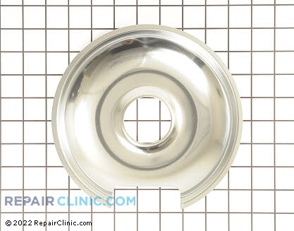 8 Inch Burner Drip Bowl (OEM)  A316222101
