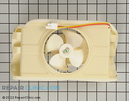 Evaporator Fan Motor DA97-01948A     Main Product View