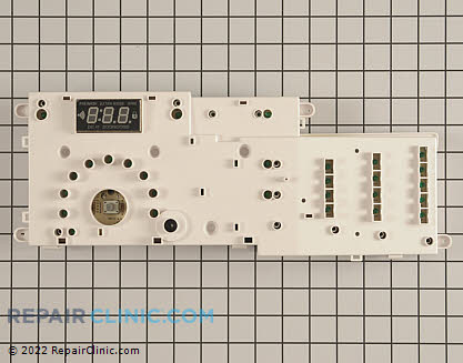 Main Control Board WH12X10468 Main Product View