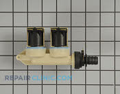 Water Inlet Valve - Part # 1258691 Mfg Part # 134890600
