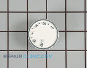 Control Knob - Part # 298920 Mfg Part # WR2X8692